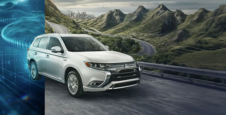 2019 Mitsubishi Outlander PHEV performance