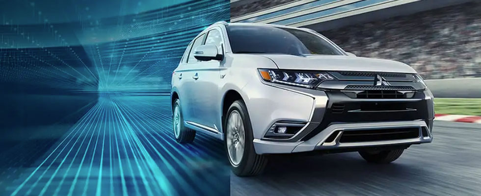 2019 MITSUBISHI Outlander PHEV Safety Main Img