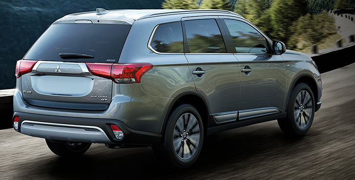 2019 Mitsubishi Outlander performance