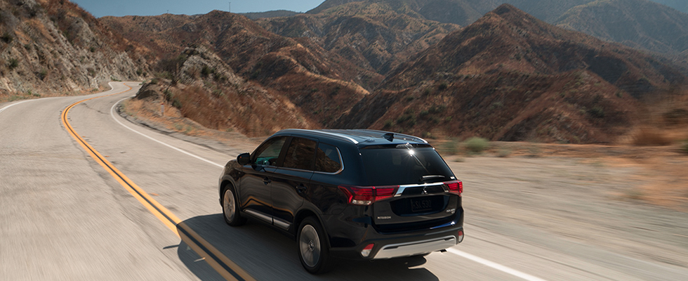 2019 Mitsubishi Outlander Safety Main Img