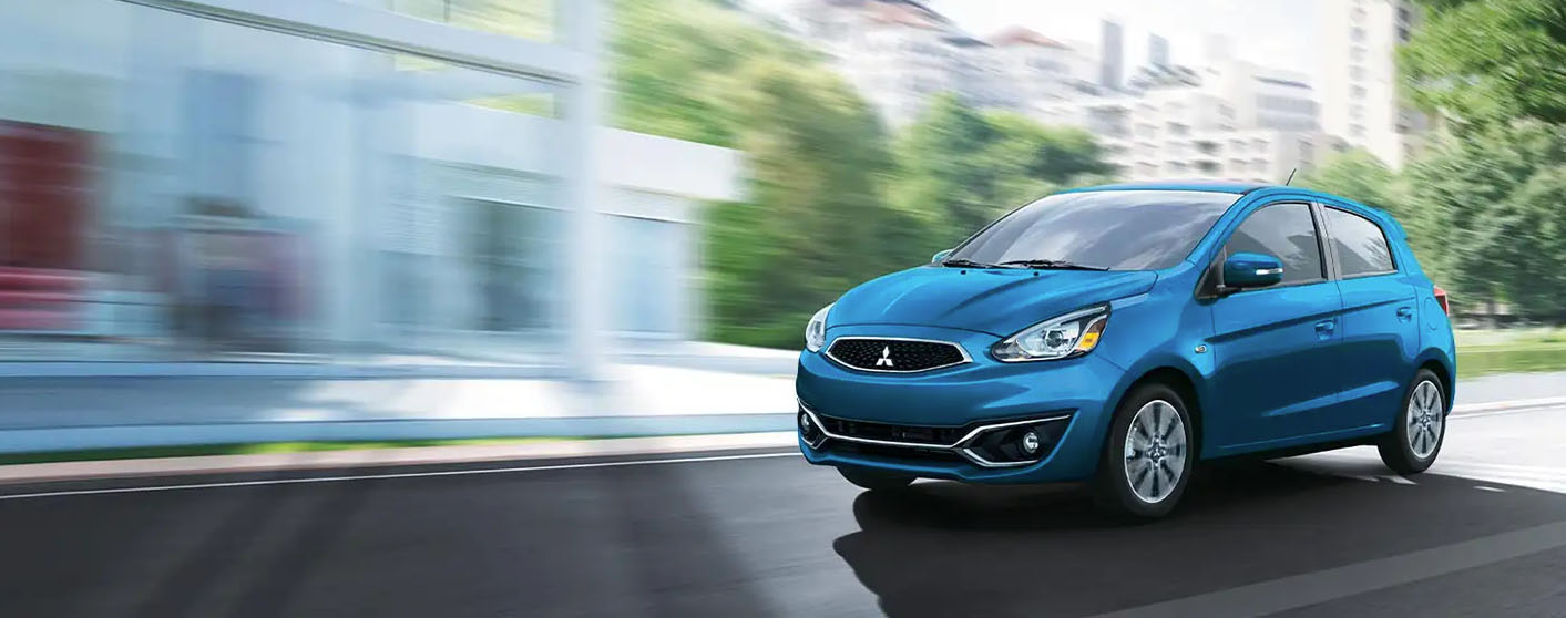 2020 MITSUBISHI Mirage Safety Main Img