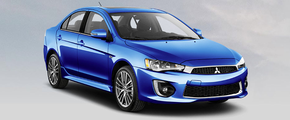 2017 Mitsubishi Lancer in Quakertown