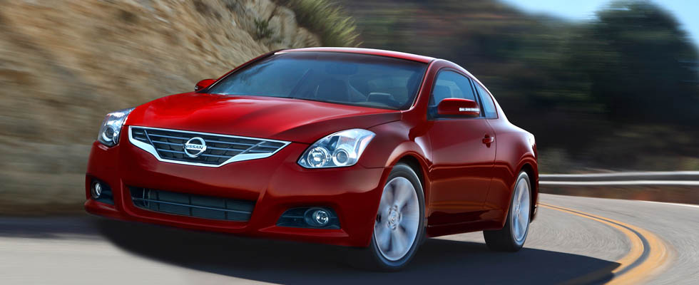 2013 Nissan Altima Coupe Main Img