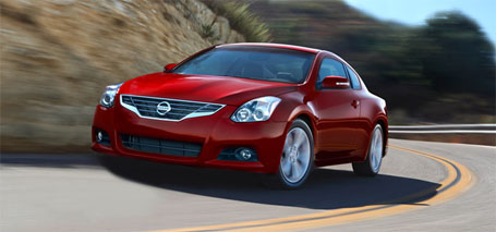 2013 Nissan Altima Coupe safety