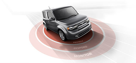 2014 Nissan Cube safety