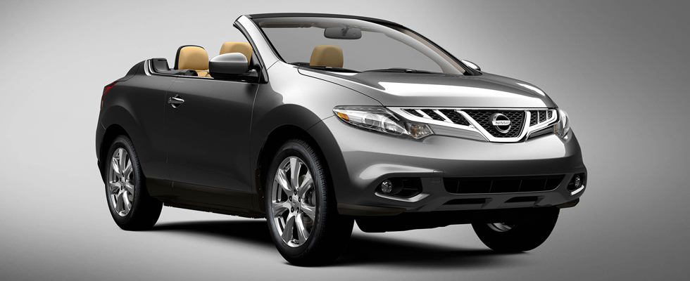 2014 Nissan Murano Crosscabriolet Main Img