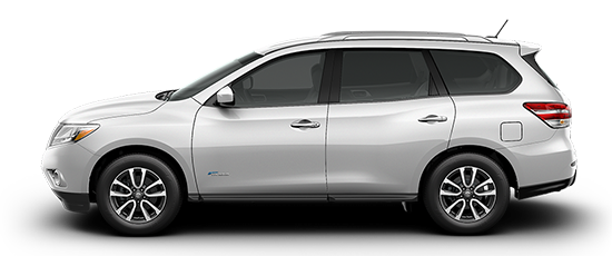 2014 Pathfinder Hybrid