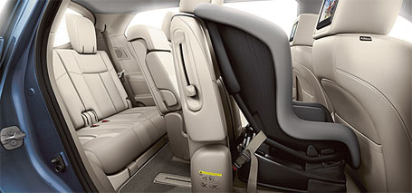 2014 Nissan Pathfinder Hybrid safety