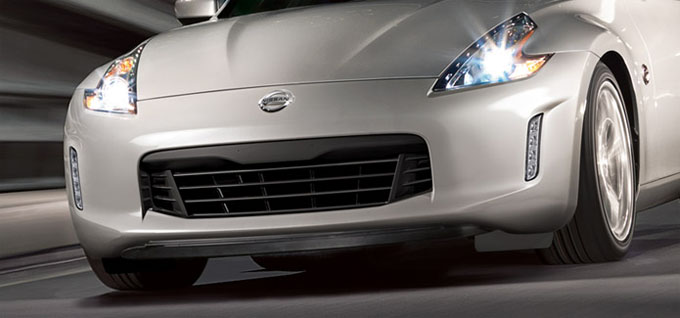 2015 Nissan 370Z Coupe appearance