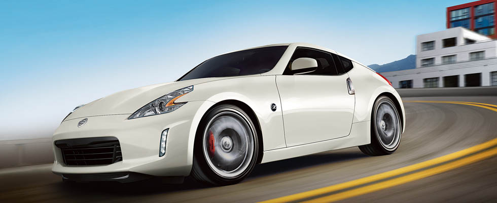 2015 Nissan 370Z Coupe Main Img