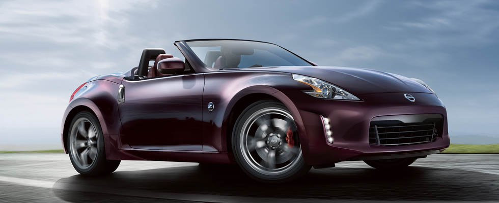 2015 Nissan 370Z Roadster Main Img