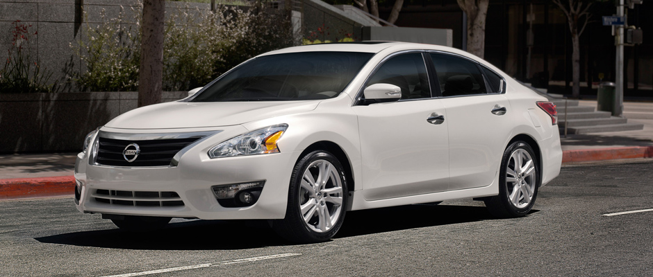 2015 Nissan Altima appearance