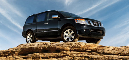 2015 Nissan Armada safety