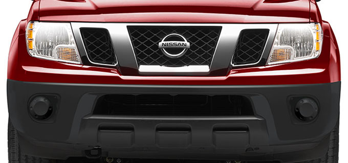 2015 Nissan Frontier appearance