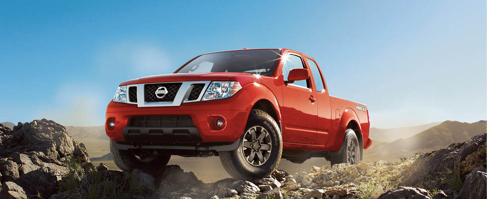 2015 Nissan Frontier Main Img