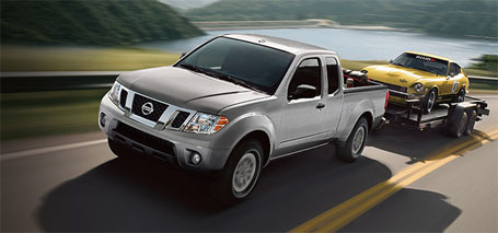 2015 Nissan Frontier performance