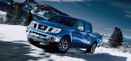 2015 Nissan Frontier safety