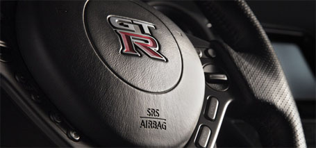 2015 Nissan GT-R safety