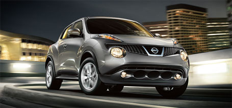 2015 Nissan Juke safety