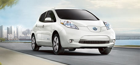 2015 Nissan Leaf safety