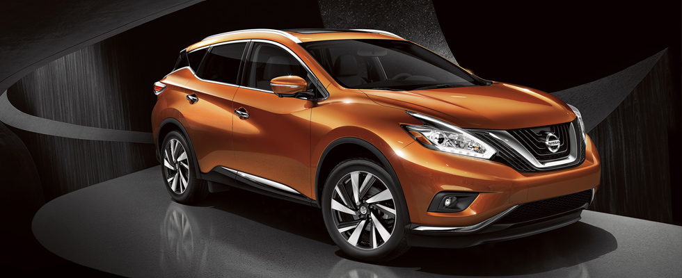 2015 Nissan Murano appearance