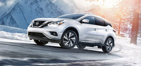2015 Nissan Murano performance