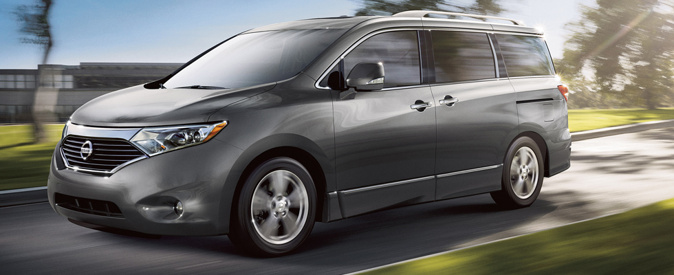 2015 Nissan Quest appearance