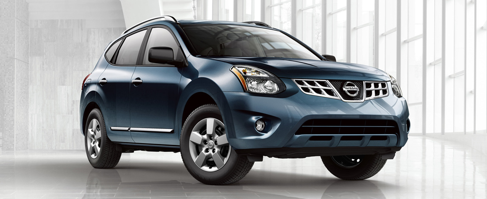 2015 Nissan Rogue Select appearance