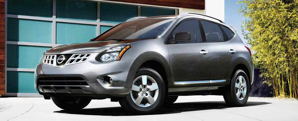 2015 Nissan Rogue Select Main Img