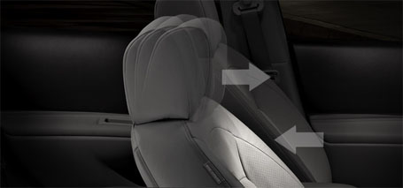 2015 Nissan Rogue Select safety