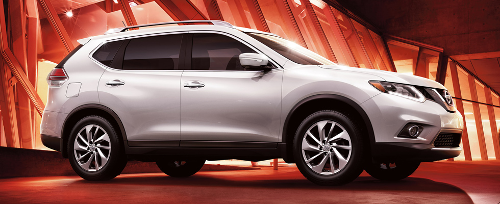 2015 Nissan Rogue appearance