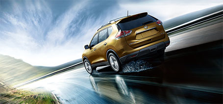 2015 Nissan Rogue safety