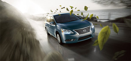 2015 Nissan Sentra performance