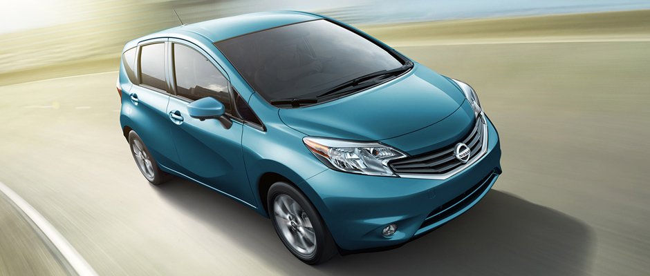2015 Nissan Versa Note appearance