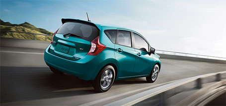 2015 Nissan Versa Note safety