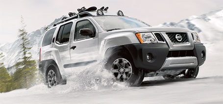 2015 Nissan Xterra performance