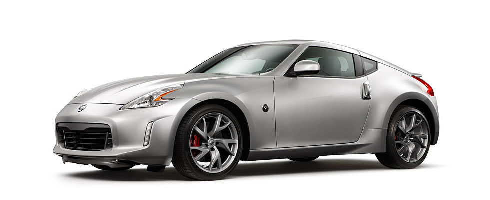 2016 Nissan 370Z Coupe Main Img