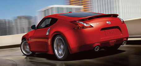 2016 Nissan 370Z Coupe performance