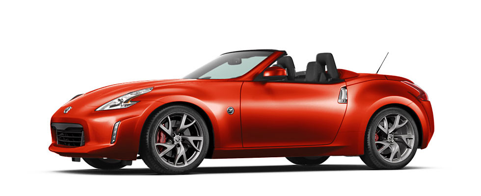 2016 Nissan 370Z Roadster Main Img