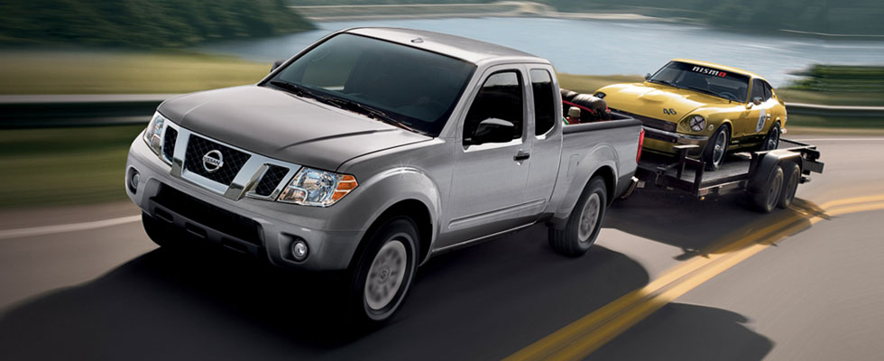2016 Nissan Frontier appearance