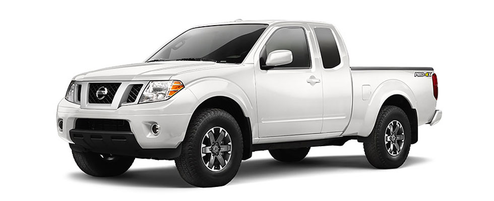 2016 Nissan Frontier Main Img