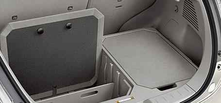 2016 Nissan Leaf Storage