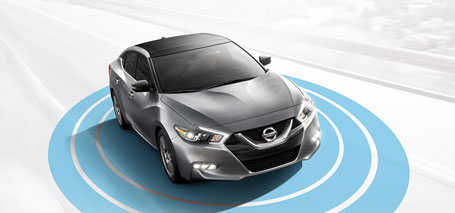 2016 Nissan Maxima safety