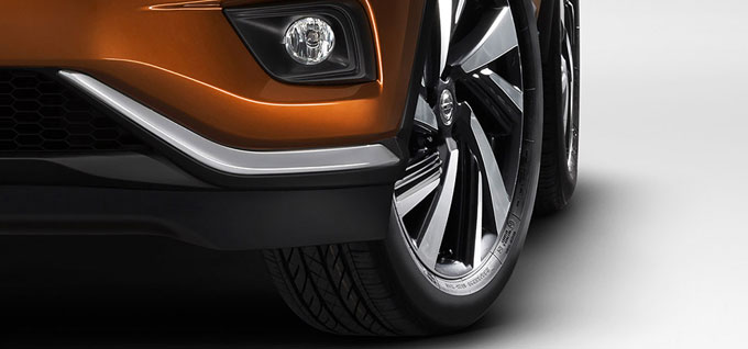 2016 Nissan Murano Wheels