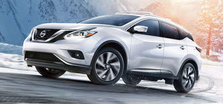 2016 Nissan Murano performance