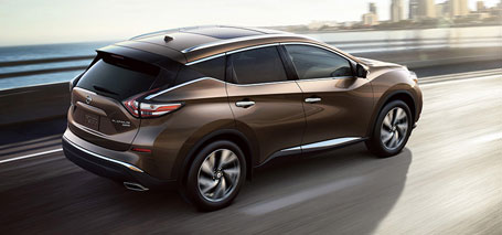 2016 Nissan Murano All-Wheel Drive