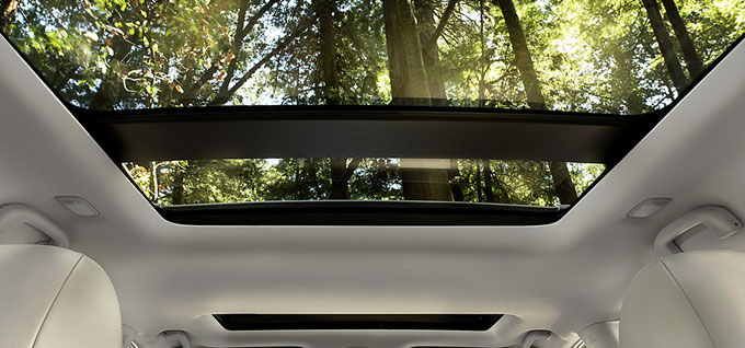 2016 Nissan Pathfinder Moonroof