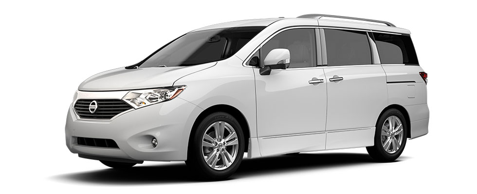 2016 Nissan Quest Main Img