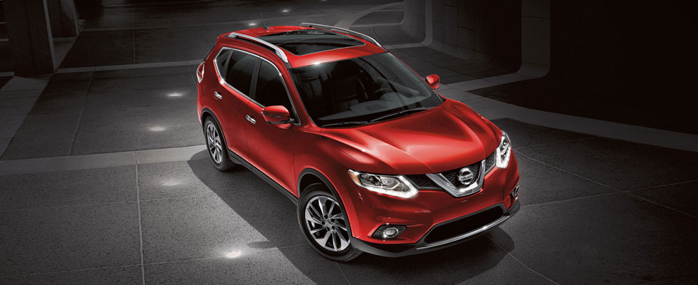 2016 Nissan Rogue appearance