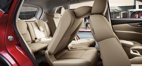 2016 Nissan Rogue 3rd-Row Seat